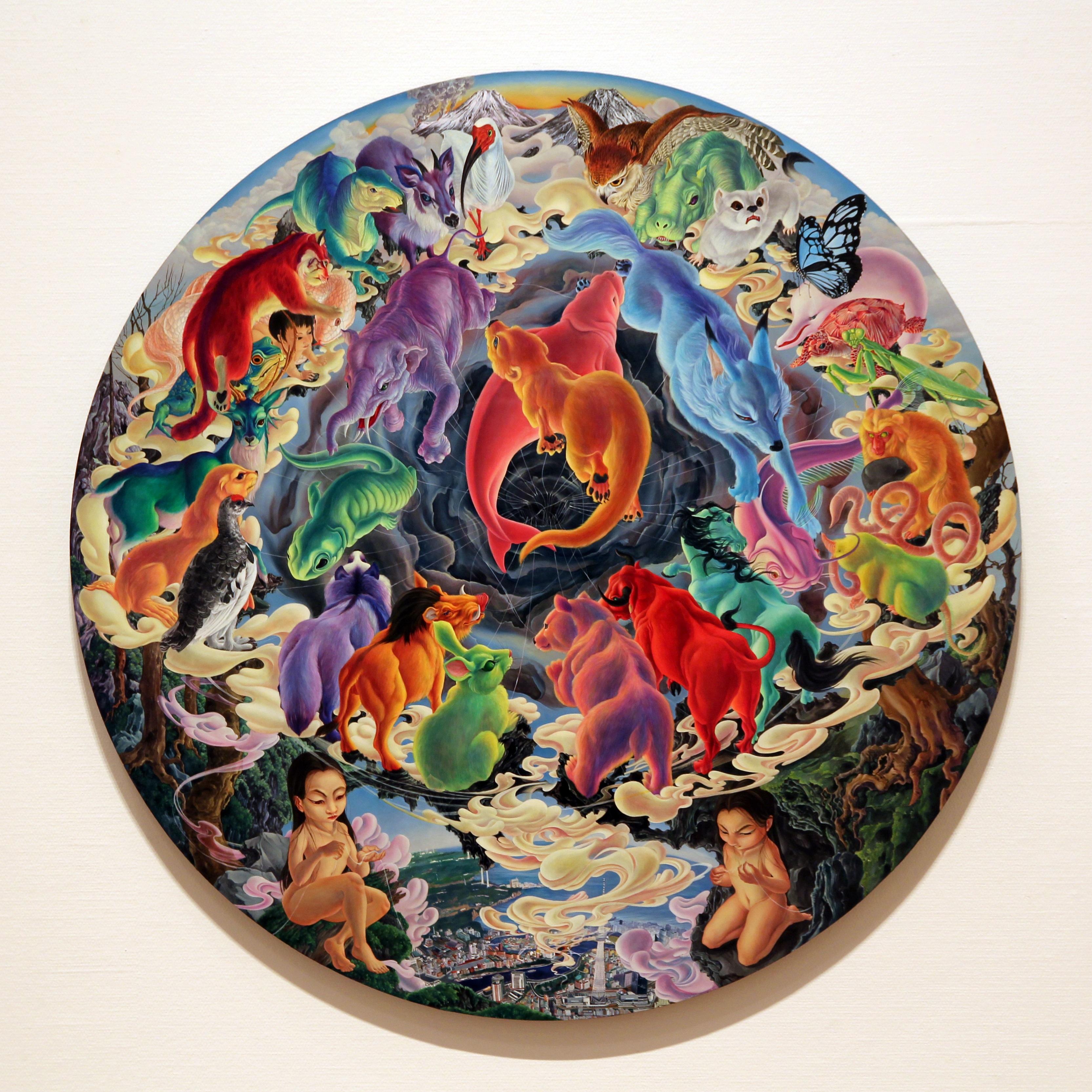 巫の芸術 ―霊力の顕現