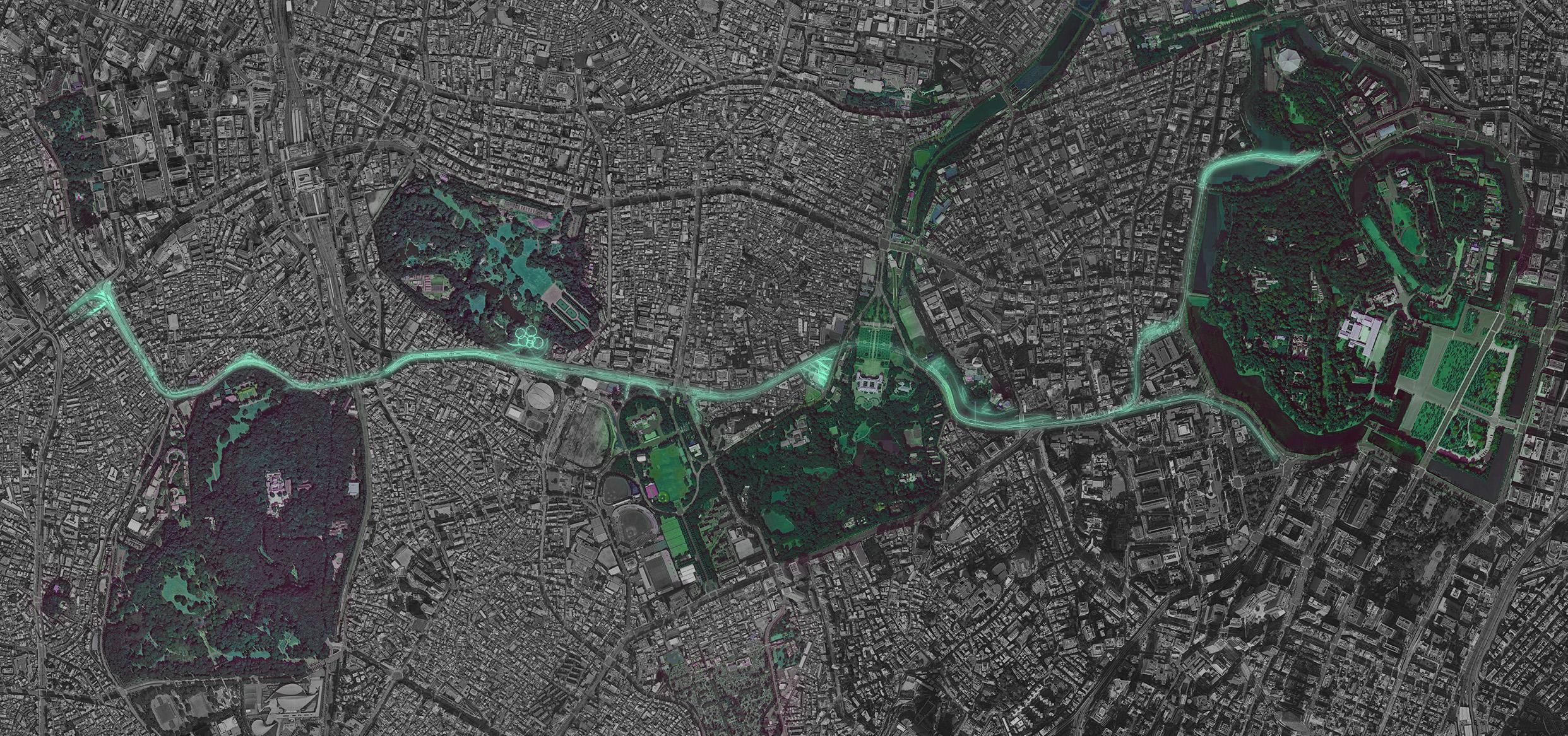 東京エメラルドネックレス計画