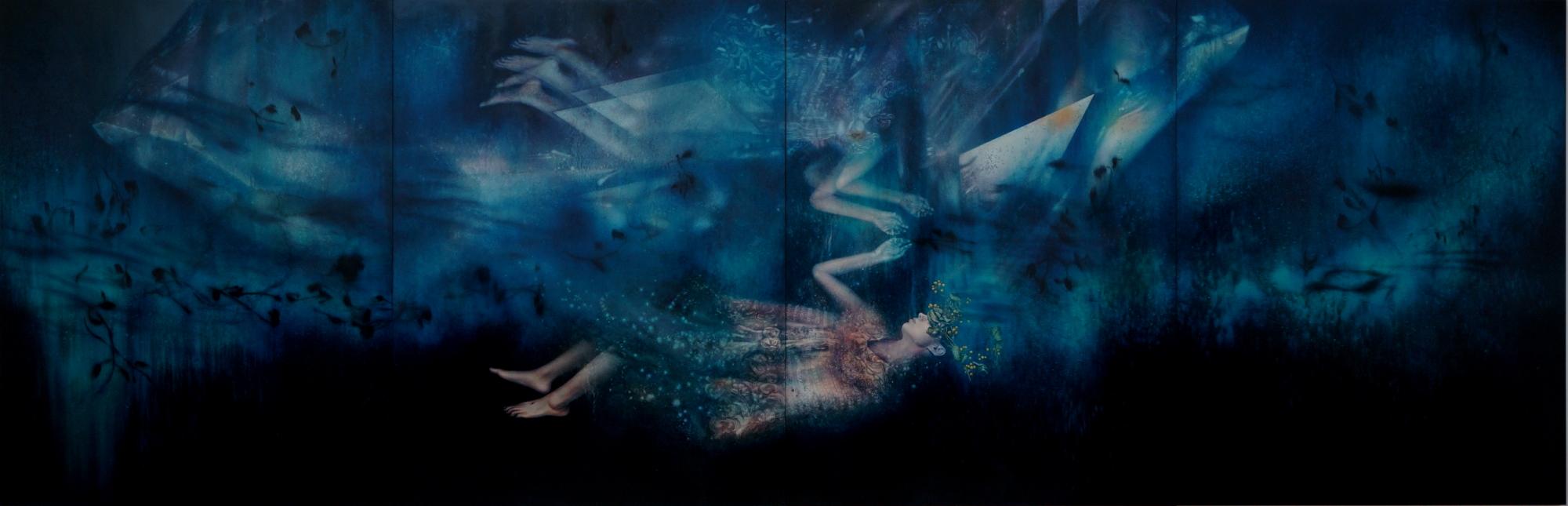 """想像する生き物""""人""""が生み出す正体不明の仮想現実"""