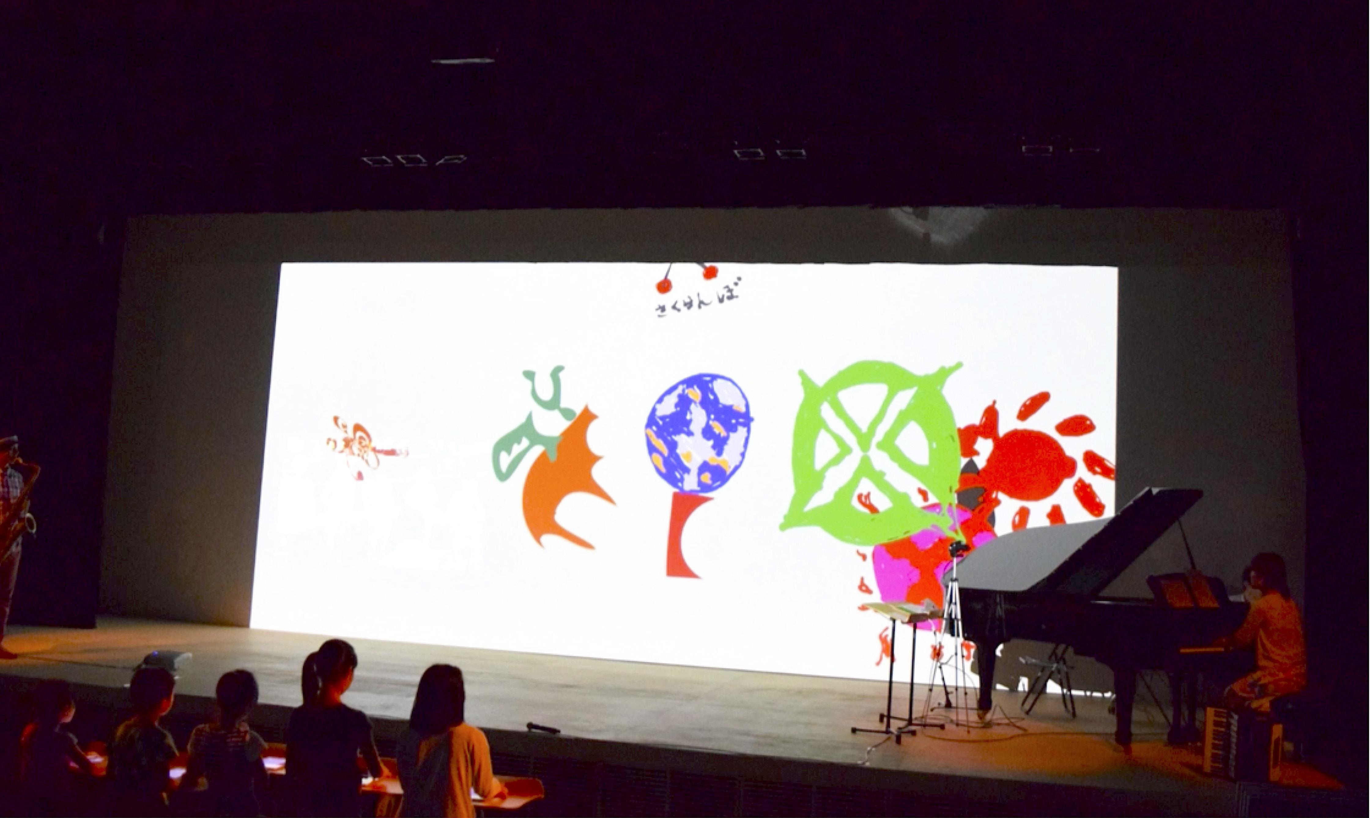 ジェネラティブアートをベースとする芸術表現教育のためのオーディオ・ビジュアル創作システムの開発と構成主義に基づく創作ワークショップデザイン